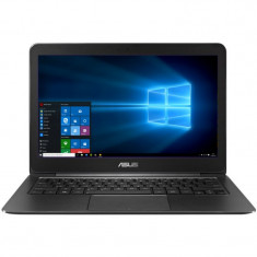 Laptop Asus Zenbook UX305LA-FB003R 13.3 inch Quad HD+ Intel i7-5500U 8GB DDR3 256GB SSD Windows 10 Pro Black