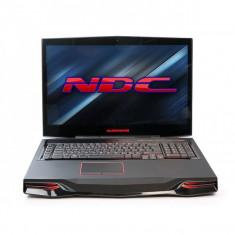 Laptop Alienware M18x - Laptop DELL ALIENWARE M18x R2 CORE I7 2.3 GHz 8 GB RAM 320 GB HDD nVIDIA GeForce GTX 660M 18.4 INCH DVDRWBD