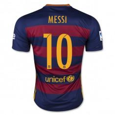 Tricou echipa fotbal, De club, Barcelona, Maneca scurta - TRICOU FC BARCELONA