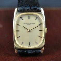 VACHERON CONSTANTIN 18K aur anul 1972 unisex - Ceas barbatesc