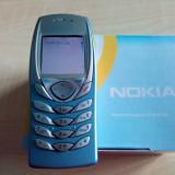 Telefon Nokia, Albastru, Nu se aplica, Neblocat, Single SIM, Fara procesor - Nokia 6100 Classic, Cutie Full, Poze Reale.Necodat!