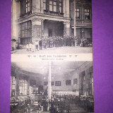 Slatina - Interior Berarie - Carte Postala Oltenia 1904-1918, Circulata, Fotografie