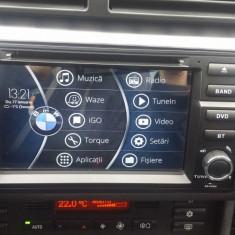 Navigatie auto, Bmw - Navigatie Android Quad Core BMW e46, Ecran HD 1024x600