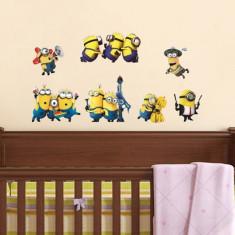 Sticker perete Minions autocolant copii