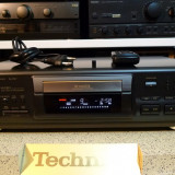 CD Player Technics SL-PS7 cap de serie, telecomanda, poze reale