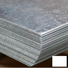 Tigla metalica - Tabla zincata - 0.28 x 910 x 2000 mm