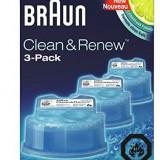 Bricolaj - 3 Cartuse Braun Clean&Renew CCR3