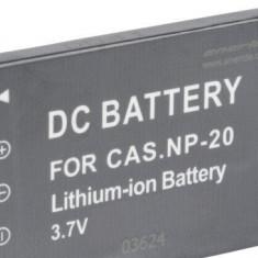Baterie Aparat foto - Acumulator Eneride E Cas NP-20 700 mAh