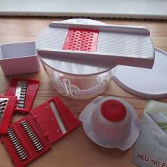 Electrocasnice - Pepi's Hand Chopper - Razatoare/Feliator cu maner - Vazut la TV - NOU -