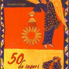 50 de îngeri pentru întregul an - Tapet