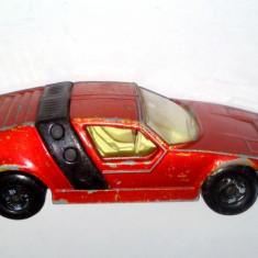 Macheta Matchbox Superfast NR. 41 Siva Spyder - 1972 - Macheta auto Matchbox, 1:64