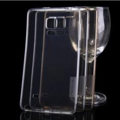 Husa Transparenta Silicon TPu Samsung Galaxy Note Edge N915 Nillkin, Gel TPU, Carcasa