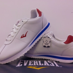 Adidas original Everlast piele naturala. - Adidasi barbati Everlast, Marime: 42, 43, 44, 46, Culoare: Alb