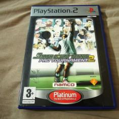 Joc smash Court Tennis 2, PS2, original, 14.99 lei(gamestore)! - Jocuri PS2 Ea Games, Sporturi, 3+, Multiplayer