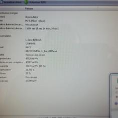 Baterie laptop Acer, 6 celule, 4400 mAh - BATERIE ACER V3 V3-531 5742 5252 5250 ORIGINAL 85% VIATA AUTONOMIE PESTE 2, 5 ORE