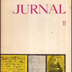 Biografie - Jurnal si epistolar vol. ll - Autor(i): Titu Maiorescu