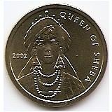 Somalia 100 Shillings 2002 - 18.8 mm, KM-112 UNC !!!, Africa, An: 2002