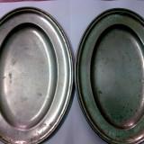 Metal/Fonta - Tava alpaca 4 bucati