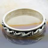 Inel din Argint 925, model Antistres, cod 885 - Inel argint
