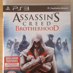 Assassins Creed - Brotherhood (PS3) - Jocuri PS3 Ubisoft