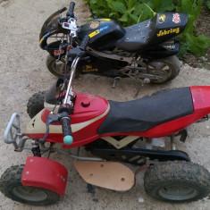 Mini Atv+Moto