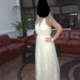Rochie ocazie - Rochie de seara, 36, Ivoire