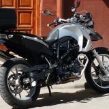 Motocicleta BMW F650GS twin 800cmc