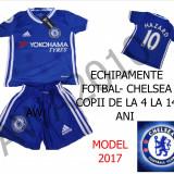ECHIPAMENTE FOTBAL COPII 4-6 ANI, CHELSEA-HAZARD, 2017/LIVRARE GRATUITA - Set echipament fotbal Adidas, Marime: S