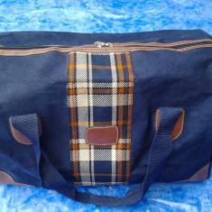 Blue Line, geanta voiaj, 40 x 22 x 24 cm