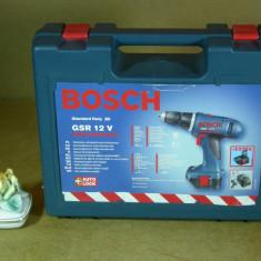 Masina gaurit/insurubat (autofiletanta) Bosch 12V - Bormasina