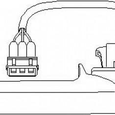 Maner usa VW PASSAT 2.0 - TOPRAN 108 849