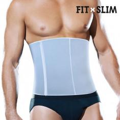 Burtiera de Slabit si Sauna Just Slim Belt - Aparat pentru abdomen