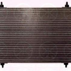 Condensator, climatizare PEUGEOT 307 1.6 16V - KLOKKERHOLM 5514305209 - Radiator aer conditionat