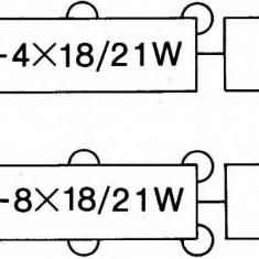 Modul semnalizare - HELLA 4DZ 002 834-162 - Relee