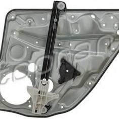 Mecanism actionare geam VW GOLF Mk IV 1.9 TDI - TOPRAN 114 429 - Macara geam
