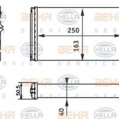 Schimbator caldura, incalzire habitaclu ALFA ROMEO 155 1.7 T.S. - HELLA 8FH 351 313-041 - Sistem Incalzire Auto