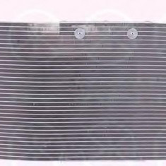Condensator, climatizare OPEL ASTRA H 1.9 CDTI - KLOKKERHOLM 5052305454 - Radiator aer conditionat