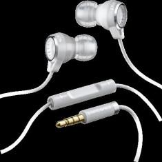 Casti Plantronics cu fir BackBeat 216, White - Casti Telefon