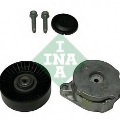Set role, curea trapezoidala VW PASSAT 1.9 D - INA 530 0397 09 - Set Role Curea Transmisie