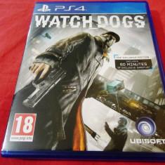 Joc PS4, Watch Dogs, original, alte sute de jocuri! - Jocuri PS4, Shooting, 18+, Single player