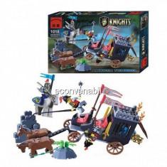 Joc tip Lego Cavaleri Enlighten 1018 cu 160 Piese - LEGO Pirates