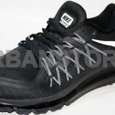 Adidasi Nike Air Max 2015 Negru + LIVRARE GRATUITA! - Adidasi barbati Nike, Marime: 41, 42, 43, 44, 45, Culoare: Din imagine
