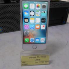 iPhone 5S Apple, 64GB (LCT), Argintiu, Neblocat