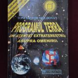 Toni Victor Moldovan - Programul Terra - 603552 - Carte Hobby Paranormal