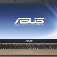 Notebook Asus X540, 15.6 inch, Intel Core i3-4005U, 1.7 Ghz, 4 GB DDR3, 500 GB HDD, Free DOS, video dedicat - Laptop Asus