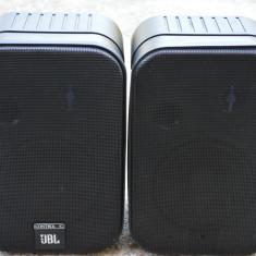 Boxe JBL Control 1 C, Boxe compacte
