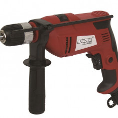 010129-Masina de gaurit cu percutie 13 mm 550 W Raider Power Tools RDP-ID27