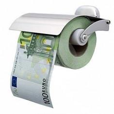 Hârtie Igienică 100 Euro - Arcuri sport