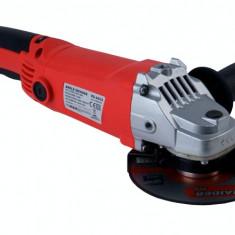 020140-Flex 125 mm x 1150 W cu viteza reglabila Raider Power Tools RD-AG39 - Polizor