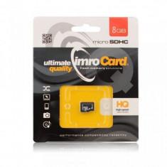 Card memorie Toshiba MicroSD |8GB fara adaptor| Blue Star
